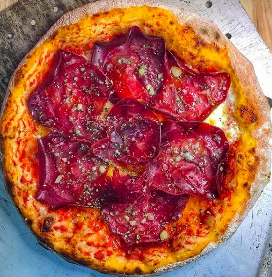 pizza cecina